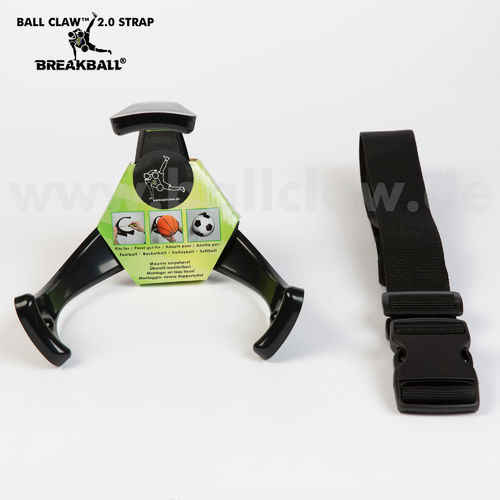 "BALL CLAW 2.0 STRAP ""Breakball Edition"" Ball holder for outdoor activities"