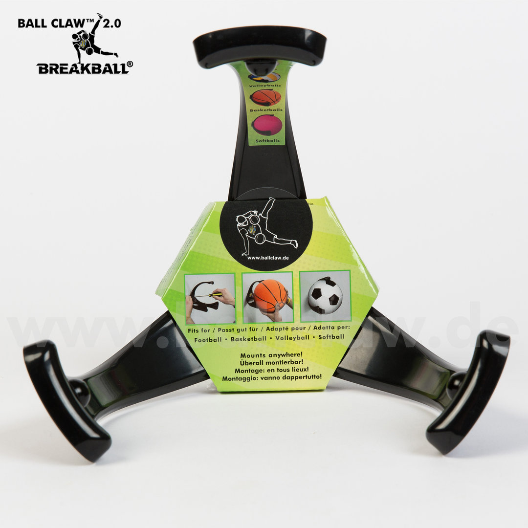 "BALL CLAW 2.0 ""Breakball Edition"""